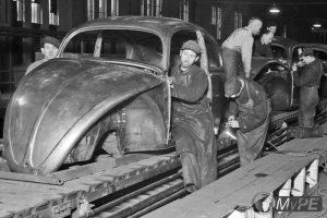 VW 70 Year Line