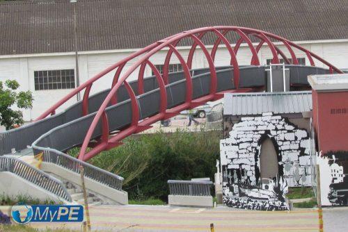 Baakens River Composite Bridge
