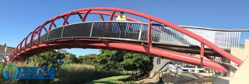 Tramways Unity Bridge