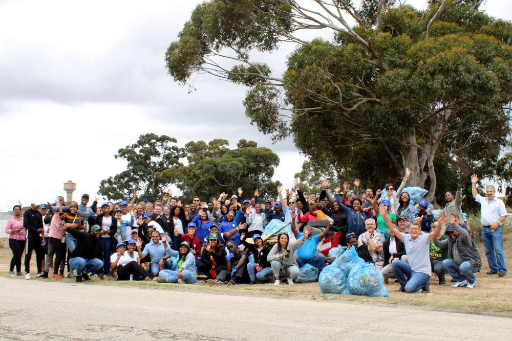 VWSA Uitenhage Cleanup