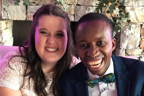 Emily and Siya Nzimande