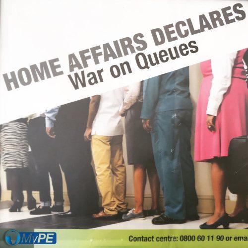 War on Queues