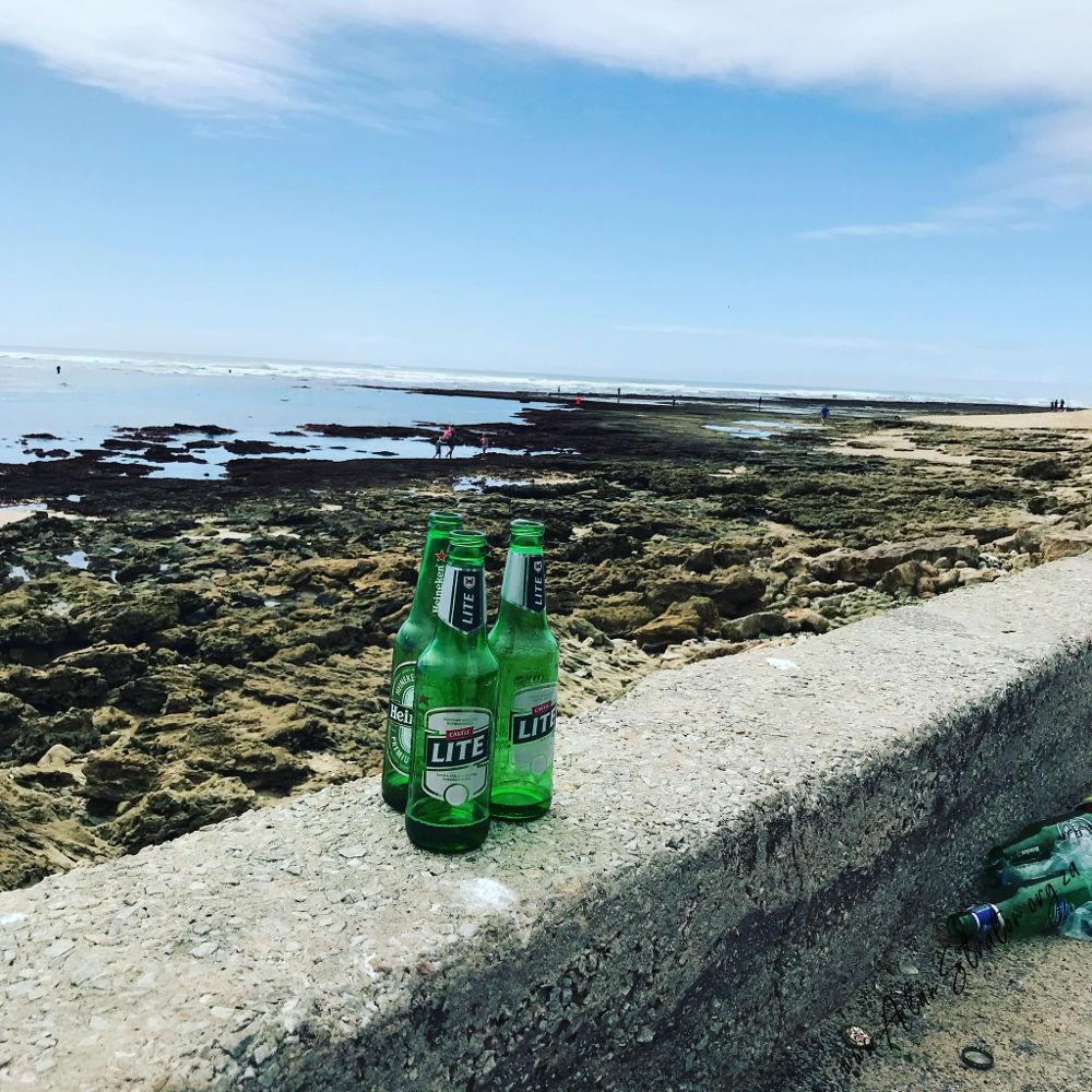 Beachfront Litter