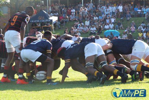 Graeme Rugby