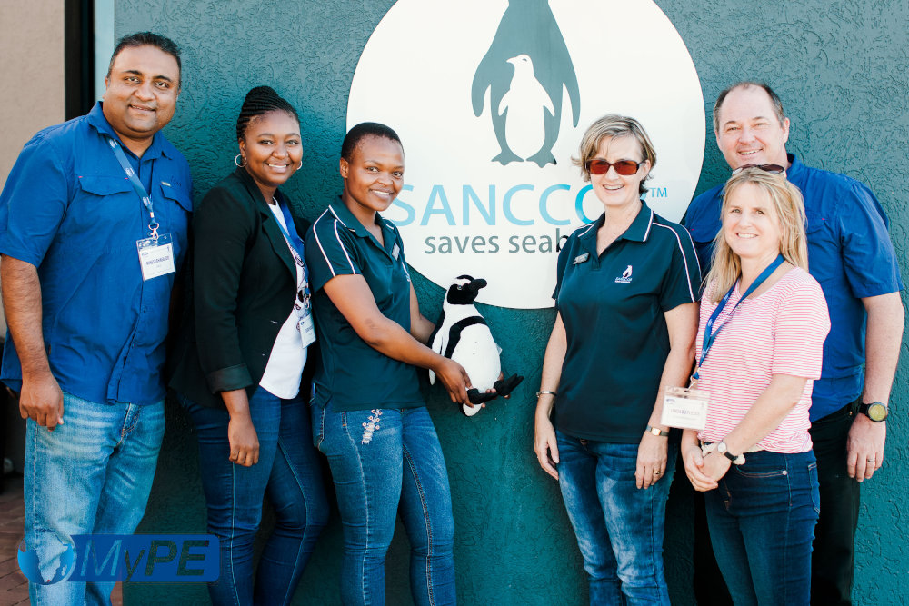 Ford sponsors SANCCOB