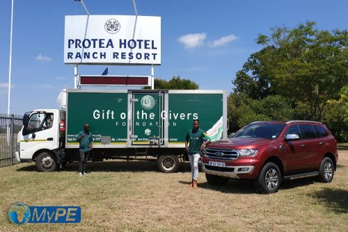Gift of the Givers Ford
